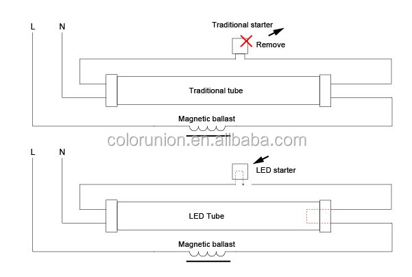 integrated led light wiring diagram get free image about