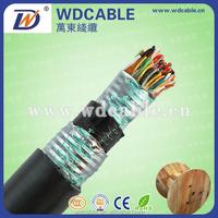 Undergroud Multi pair telephone communicate cable 50pair,100pair,200pair telephone wire