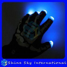 Designer Promotional Led Flashing Gloves Decoration For Homes