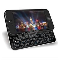 Mini wireless bluetooth keyboard case for iphone 5 wireless keyboard
