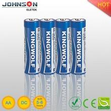 2015 Best Selle aa alkaline battery