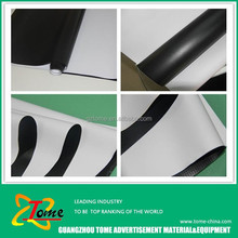 Stable ink absorption,eco-solvent ink,pvc flex banner