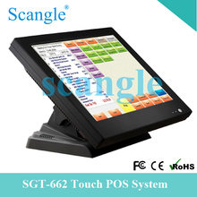Fanless Wifi Restaurant Touch POS System With Cheap Price