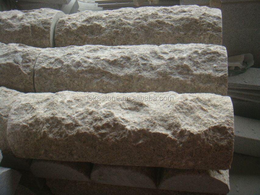 Granite Block Curb : Grey granite g curb pricing kerb parking