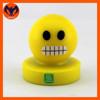 Quality Assurance Custom Smile Emoji Stamp Plastic Stamp