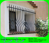 cusomized decorative iron window grills