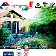 Econova Prefab Home for advent calendar and with smart board