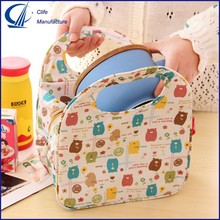 Cartoon Animal Insulated Tote Thermal Lunch Bag Cooler Bag Cooler Lunch Box Picnic Bag