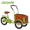 Classic Three Wheel Cargo Bicycle for chidren