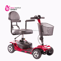 Cheap 4 wheel power scooter for elderly people