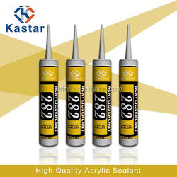 100% flexible used on concrete sealant