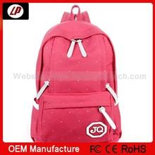 New design promotional school zip bag