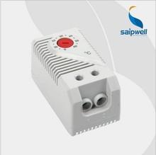 SAIP/SAIPWELL 250V/10A Auto Small Cabinet Temperature Controller for heating