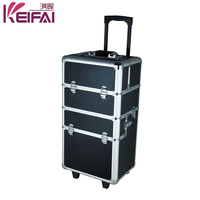 Factory Direct Supply Professional Hardshell Makeup Trolley