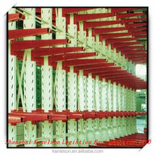 Heavy duty cantilever rack,storage racking systems for long objects