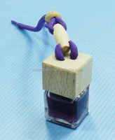 hanging car essential oil perfume air freshener made in china/customized essential oil perfume use in car