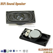 35*16MM 4OHM 1.0W Cheap Loud Computer Speakers Subwoofer