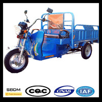 SBDM Electric Trike Rear Axle Scooter Cargo Tricycle