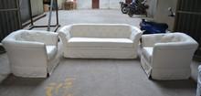 simple fashion home living room sofa set 1+1+3 XYN562