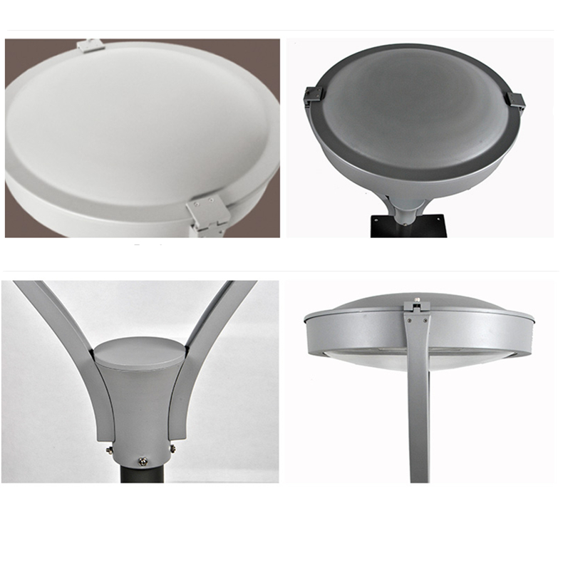 Best quality CE certificate 5 years warranty AC120-277v 35w-60w outdoor garden led light