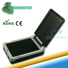 Foldable Solar Battery Charger for Ni-MH