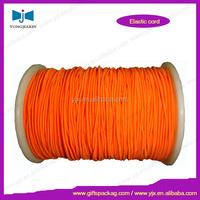 round elastic cord 2mm, elastic nylon cord, elastic cord/string