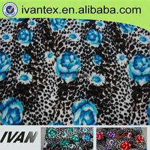 polyester anti pill fleece fabric for knitting garment