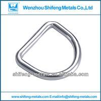 Welded Dee rings;2 inch d ring;Steel D ring