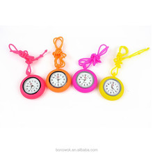 Japan Movement Silicone Nurse Watch
