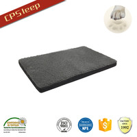 High Quality New Design All Weather Square foam egg pet bed