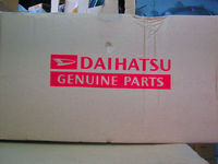DAIHATSU GENUINE PARTS