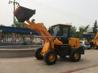 Chinese factory Shandong Tuishan wheel loaders for sale 1.5 ton loader with high quality and low price