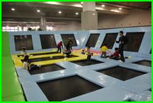 commercial gymnastics trampolines, kids indoor trampoline bed