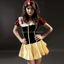Fashion New Princess Alice Queen Dress Halloween Party Cosplay Costume