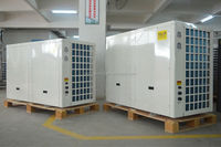 38kw 60C Commercial Hot Water Air Water Heat Pump (CE, RoHS)