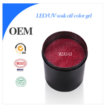 Factory price Soak Off UV&LED uv Nail Gel Polish ,gel polish maufacture nail polish
