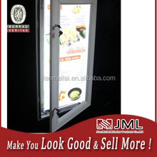 Hot sale Single or double sided Stand series ultra slim LED advertising led Light Box