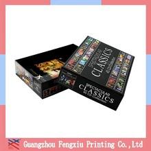 China Supplier Paper Decorate Hardbound Gift Paper Box Printing