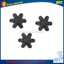 professional custom stamped different style ornamental wrought iron stamping flowers