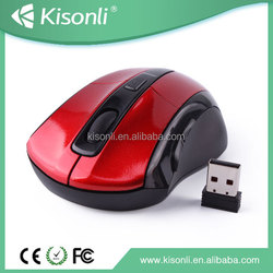 Computer Accessory Cheap Wireless Mouse For Laptop & Desktop