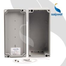 2015 best selling IP66 IP67 waterproof aluminium din rail enclosure junction box