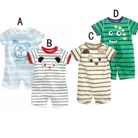 Newborn Babies Cute Rompers Set Of Romper Baby Bamboo Material