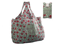 Integrated velcro closure handle big shopping bags SF11