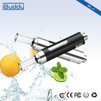 Super quality glass tank atomizer,0.5ml cbd oil cartridge 510 thread for vape pen