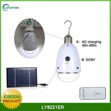 LY2222BR LED solar lamps for reading, outdoor lighting led solar cell lamp for home