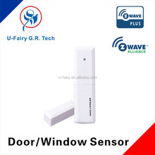 To enjoy safety smart home living---smart home magnetic wirelessautomatic door sensor for home alarm system