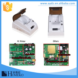 FC168 All in one programmable thermal printer mechanism
