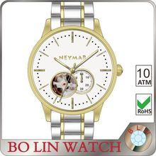 Silver/Gold/Black Hand Wind Mechanical Watches Men Factory Wholesale Price Mechanical Watches Men. stainless mechanical