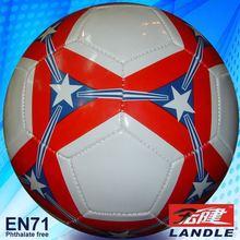 de cuero cosida pelota de fútbol soccer