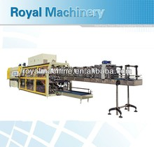 ROY-35P automatic case packer from royal